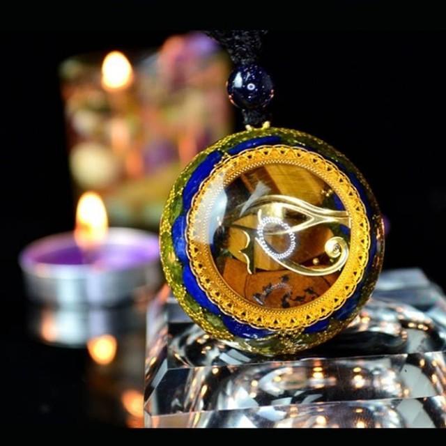 Orgonite Energy Crystal Pendant