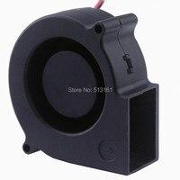 Gdstime 100 шт./лот 5 в 7 см 75 мм x 30 мм 70 мм DC турбоцентрифуга охлаждающий кулер вентилятор
