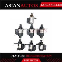 Oryginalny RE5R05A 3261099309 A5SR1 A5SR2 transmisji sterowania Vavle elektromagnetyczny Kit Nissan Frontier JATC0 31040 90X10 0260550002