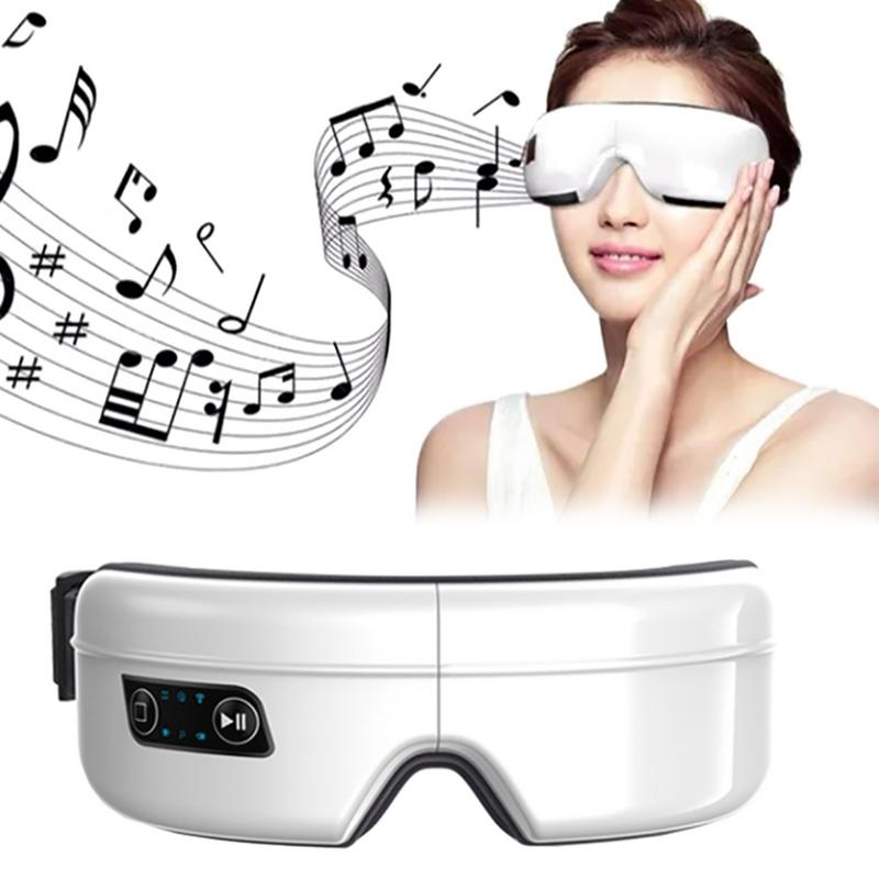 Eye Massage Care SPA Instrument Electric Air pressure Eyes massager Music Wireless Bluetooth Vibration Magnetic Therapy MassageEye Massage Care SPA Instrument Electric Air pressure Eyes massager Music Wireless Bluetooth Vibration Magnetic Therapy Massage
