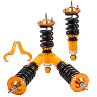 Adj. Damper Coilover Suspension for Mazda Miata MX5 MX 5 1989 2005 Shock Absorber Strut