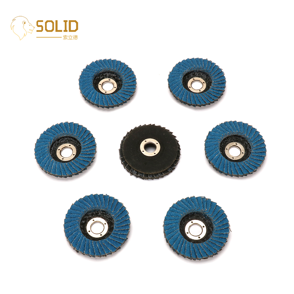 2 Inch Flap Disc Polishing  Sanding Wheels Abrasive Tool For Angle Grinder Grinding Metal,Wood And Plastic 80 Grit 10/20/50Pcs
