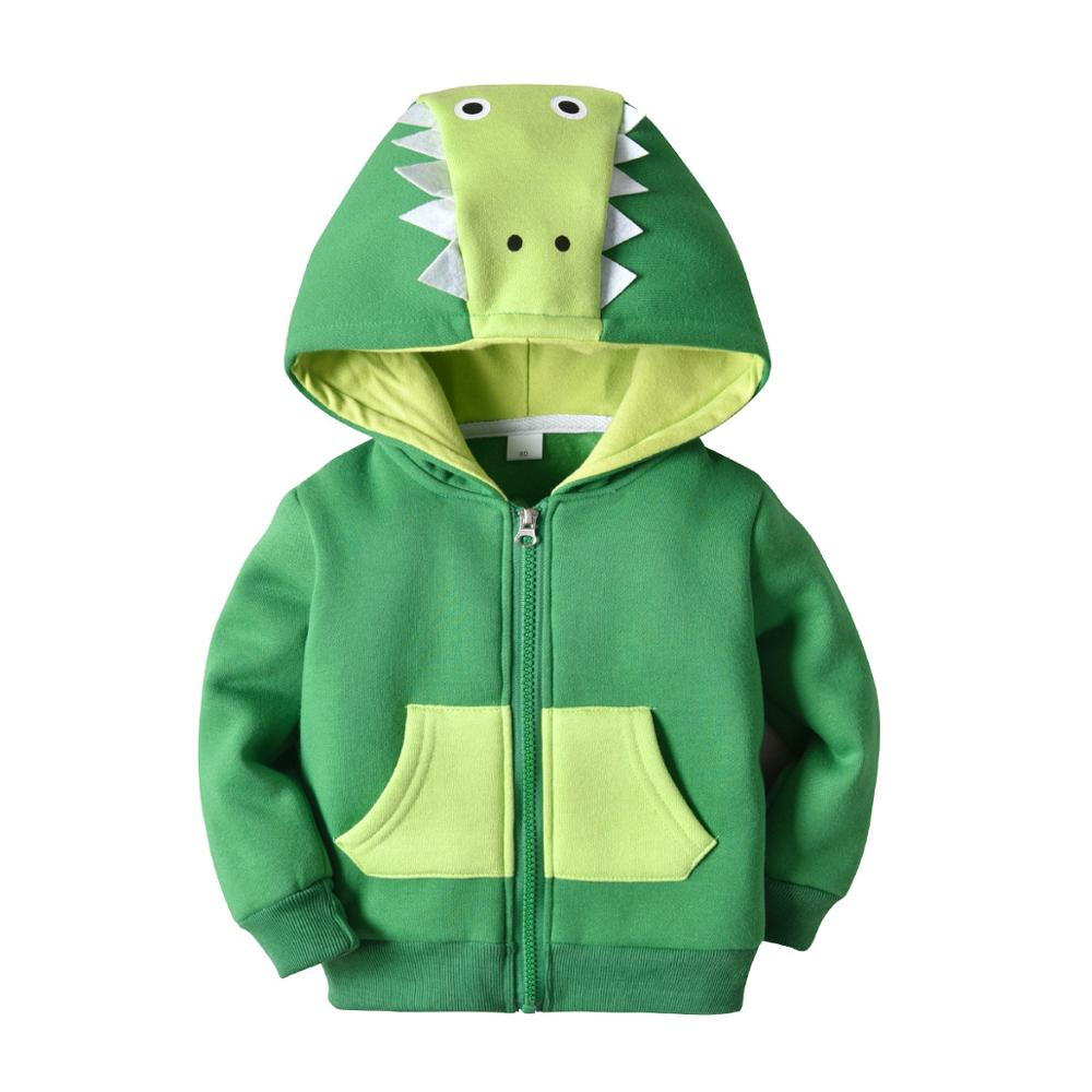 VTOM Baby Coats Autumn Winter Baby Kids Jackets Kids Zipper Hooded Jackets Children Outwear Clothes For Boys XN41 in Jackets Coats from Mother Kids