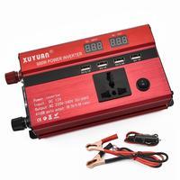 Power Inverter Portable 600W Car Power Inverter 12/24V To 9.7V 10.3V 220V