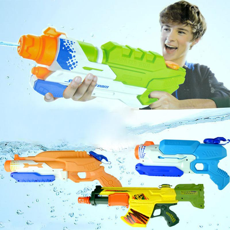 Kids Water Gun 2019 Newest Super High Capacity Guns Summer Outdoor Beach Pool Fighting Toys for