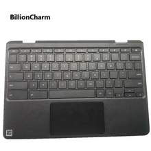 все цены на Original For Lenovo Chromebook 100E N3350 Laptop Palmrest Keyboard&Touchpad онлайн
