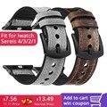 Кожа силиконовой лентой для apple watch 44 мм series4 3 2 1 ремешок для iwatch 38 мм 42 мм браслет smart аксессуары наручные Замена - фото
