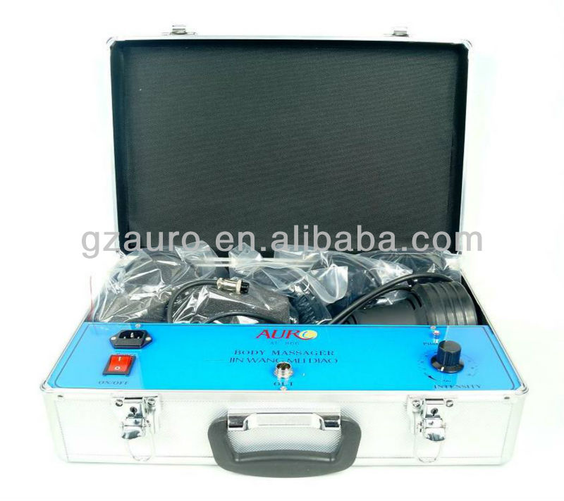 Fabriksprisförsäljning Bärbar G5 Tillbaka Massager Vibrator - Tatuering och kroppskonst - Foto 3