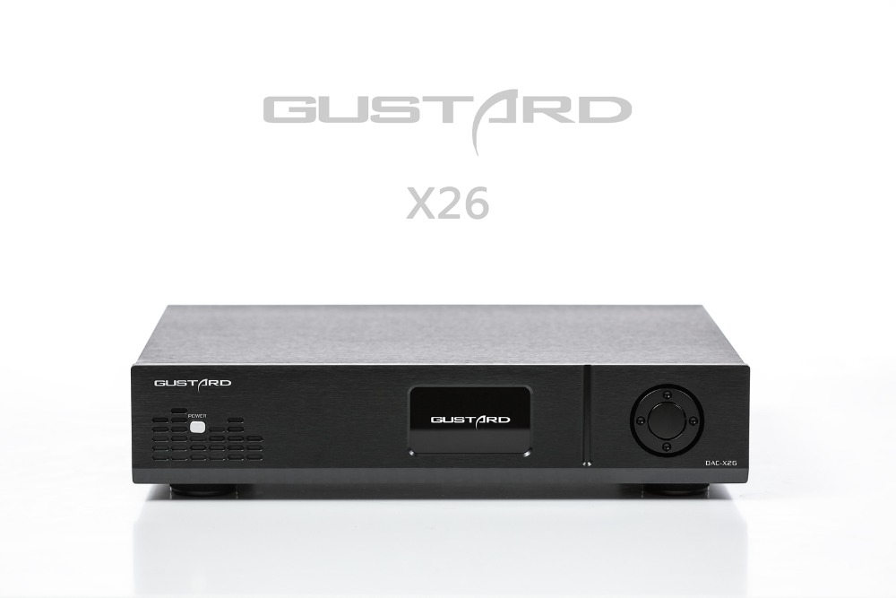 Gustard Dac-x26 Dac Dual Es9038pro Dsp Pll Native Ausgewogene Decoder Vertrieb Von QualitäTssicherung Digital-analog-wandler Tragbares Audio & Video