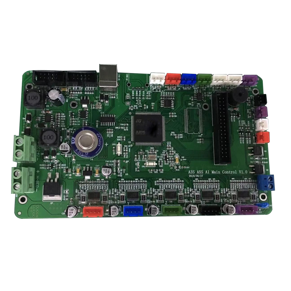 JGAURORA A5S A1 3D Printer Mother Board Main Controller Board with Self Developed Firmware