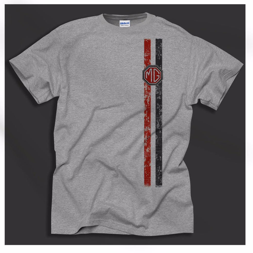 US $12 74 15% OFF|New 2019 Fashion T Shirt Men Summer Style Hot Sale GT  Midget Classic Car Design Grey T Shirt Ideal Gift crazy Tee Shirt-in  T-Shirts