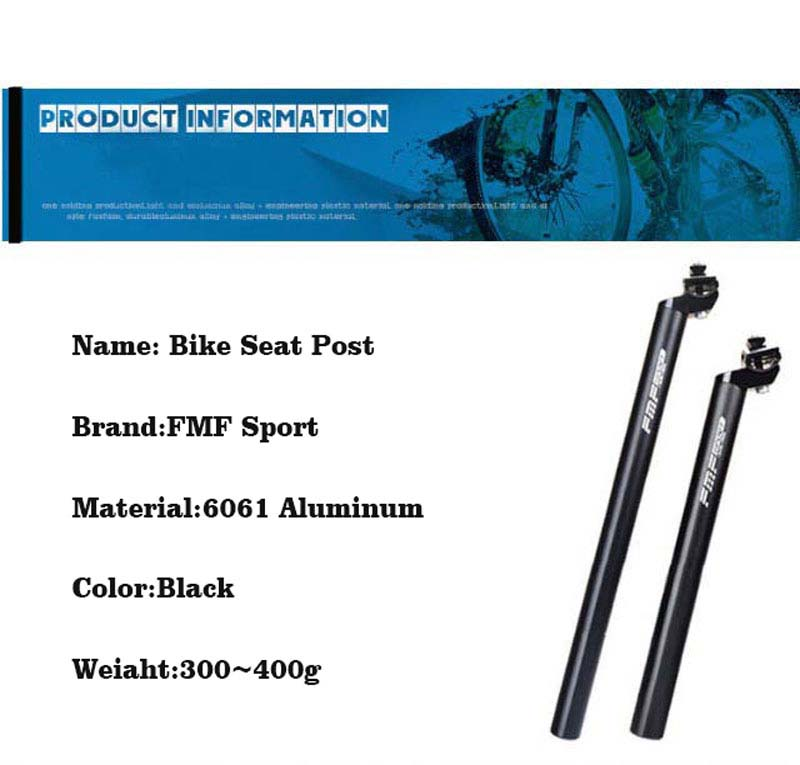 Bike Seat post Aluminum Alloy MTB road Racing Cycling Folding bicycle High Qulaity in Bicycle Seat Post from Sports Entertainment