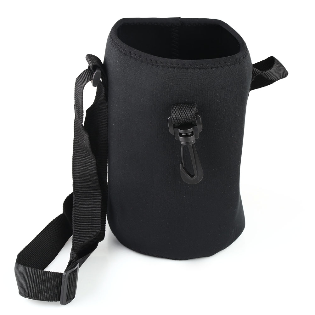 2L Insulated Water Bottle Carrier Cover Bag Sleeve Pouch Holder with Strap
