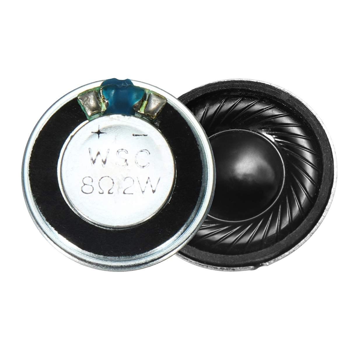 1pcs Round Micro Speaker Diameter 3 inch 77mm 8Ohm 8R 1W SPEAKERS