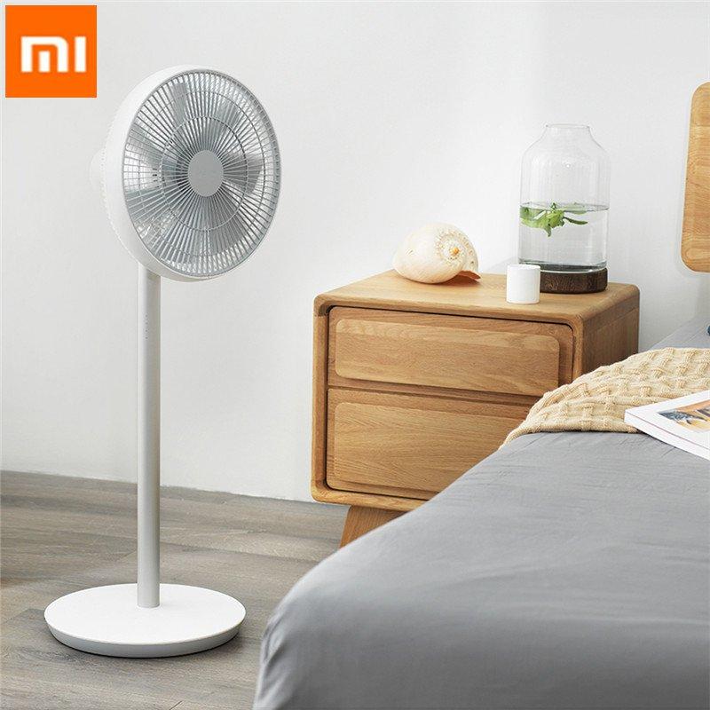 XIAOMI Original 20W 2019 New Version Smartmi Natural Wind Pedestal Fan 2 with MIJIA APP Control DC Frequency Fan