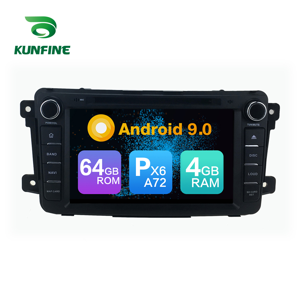Android 9.0 Core PX6 A72 Ram 4G Rom 64G Car DVD GPS Multimedia Player Car Stereo For Mazda CX-9 2009-2015 radio headunitAndroid 9.0 Core PX6 A72 Ram 4G Rom 64G Car DVD GPS Multimedia Player Car Stereo For Mazda CX-9 2009-2015 radio headunit