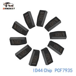 Dandkey 10X ключа автомобиля ID44 чип PCF7935AA иммобилайзер чип углерода для BMW 1 3 5 7 серии автомобиля транспондер зажигания