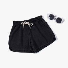 2019 New Women Cotton Pants Girls Pajamas Shorts Lacing Sleepwear Short Loose Pijama Summer Loungewear Teenage Sleep Pants цены