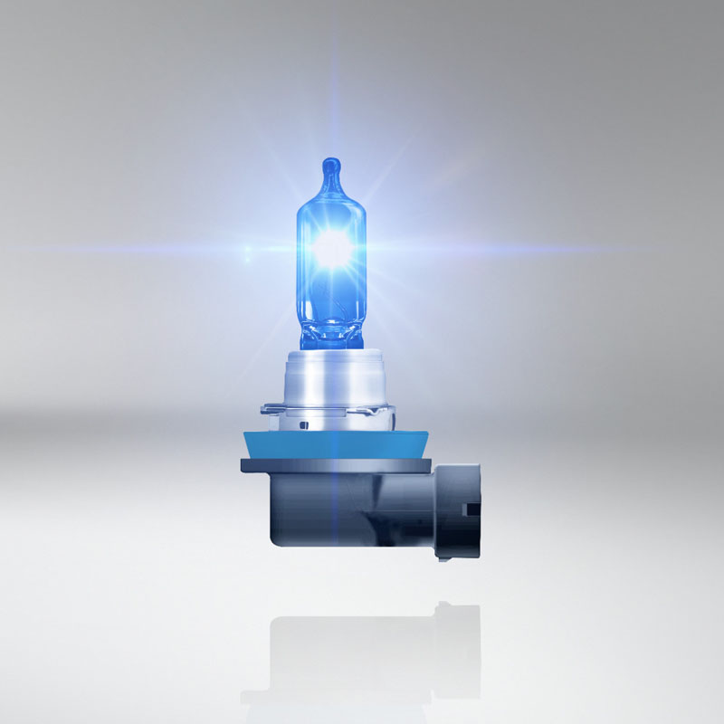 OSRAM Cool Blue Advance H9 12V 65W 5000K Halogen Cool Blue White Xenon Look Auto Headlight Car Light Lamp 62213CBA (Twin)-in Car Headlight Bulbs(Halogen) from Automobiles & Motorcycles    3
