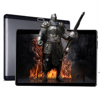 10 Inch tablet Android 7.0 32/64G Storage 2MP+5MP Camera 4G Phone call 2 in 1 tablet Dual SIM Card IPS 1920x1200