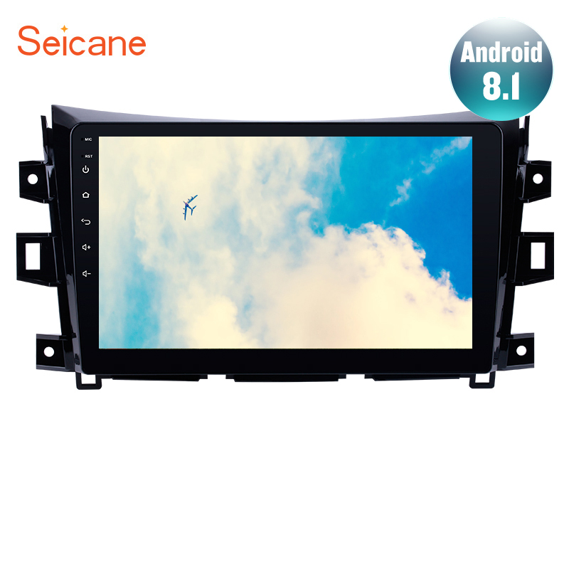 Seicane Android 8.1 10.1 Car Auto Radio For 2011 2012 2013 2014 2015 2016 Nissan NAVARA Frontier NP300 GPS Navigation with WIFISeicane Android 8.1 10.1 Car Auto Radio For 2011 2012 2013 2014 2015 2016 Nissan NAVARA Frontier NP300 GPS Navigation with WIFI