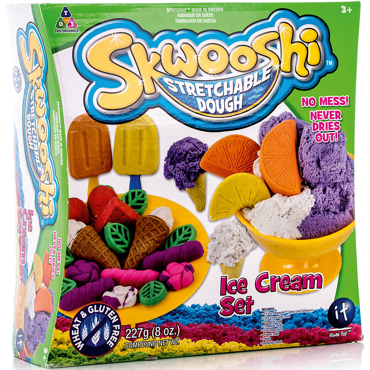 SKWOOSHI Modeling Clay/Slime 4928970 office plasticine hand gum sculpt kids girl boy girls boys for children play doh modeling clay slime 8606530 office plasticine hand gum sculpt kids girl boy girls boys for children play doh
