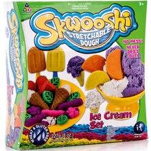 Набор для лепки SKWOOSHI с аксессуарами Мороженое