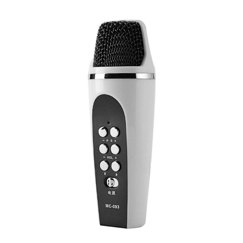 New Voice Changer Microphone 4 Modes For Smartphone Cellphone With Earphones Voice Free Switching Microphone Car Portable Audio