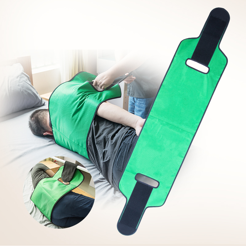 Hemiplegia Nursing Bed Care Disabled Elderly Transfer Belt