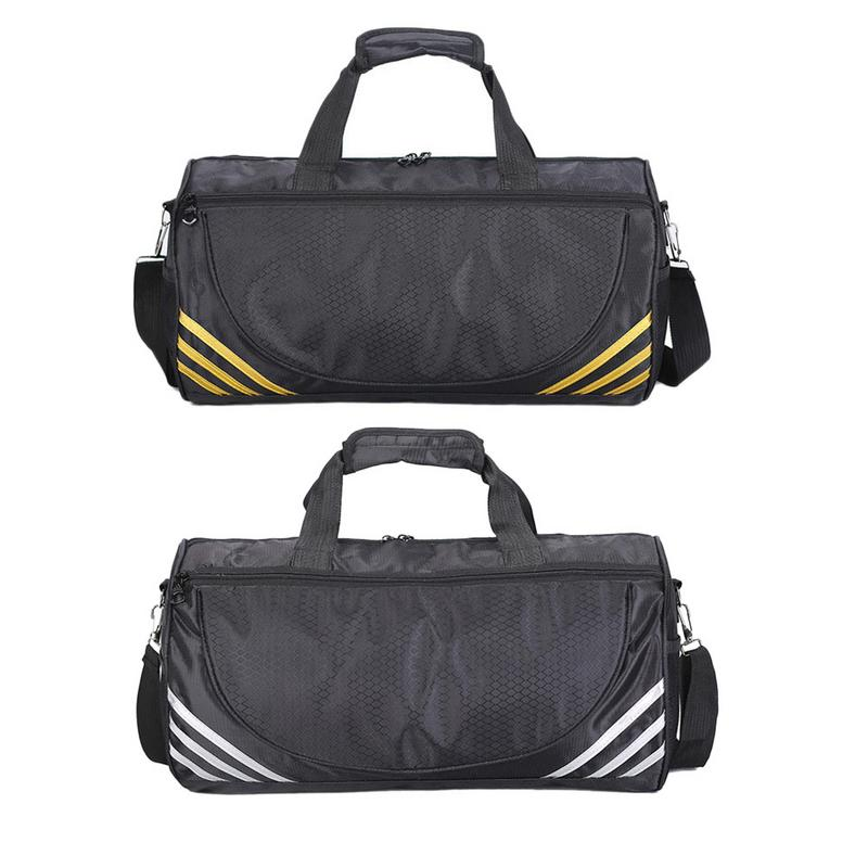 Comfort Yoga Bag Waterproof Nylon Breathable Shoulder Cylinder Taekwondo Backpack Travel Bag Fitness Sports Bag