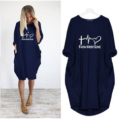 2019 New Fashion shirts Fashion Faith Hope Love Letters Print Tops Tshirt Funny Kyliejenner Rock tshirt women plus size 5