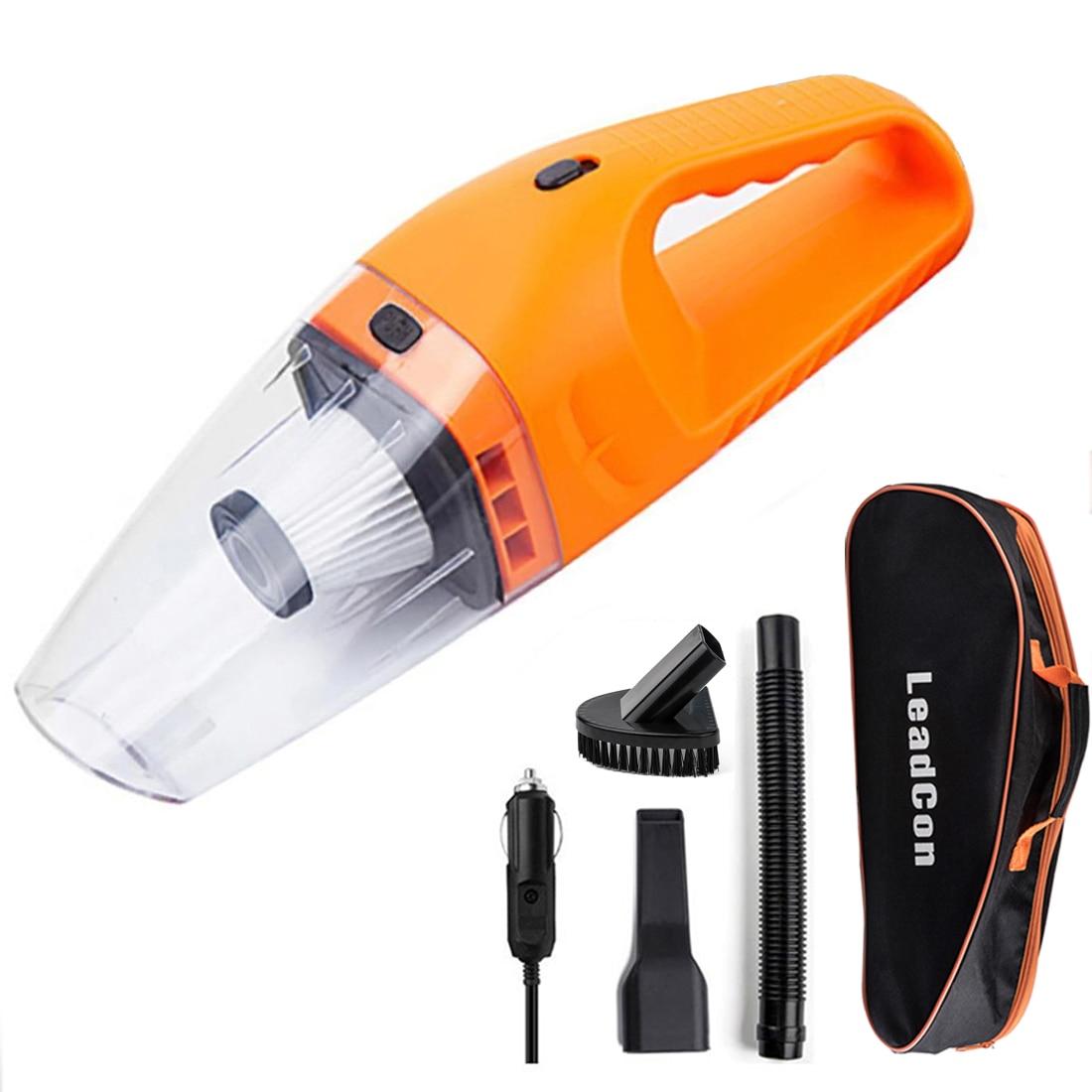 Nouveauté aspirateur de voiture 120W Portable aspirateur à main Auto humide/sec voiture aspirateur filtre à main 12V