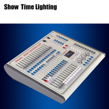 New arrival Pearl 1024 Controller Stage light DMX console for XLR-3 led par beam moving head DJ light stage effect light pearl console 2008 2010 2012 main push rod for dmx dj controller console fader potentiometer stage lights accessories