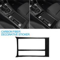 Artis Estereótipos Do Carro De Fibra De Carbono Adesivos Decorativos Para Volkswagen Golf GTD 7 MK72013 2017 LHD Acessórios|adesivos automotivos internos|   -