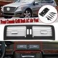 Новая Автомобильная Передняя консоль гриль Dash AC вентиляционное отверстие для Mercedes для Benz W251 R280 R300 R320 R350 R500 R63AMG 2006-2013 многоцветный