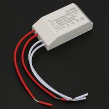 1 шт. 220 В в переменный ток 12 в электронный трансформатор преобразователь напряжения 20-60 Вт смарт-драйвер питания