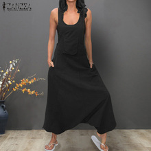 ca90ab9b0f22d Buy harem pants jumpsuit and get free shipping on AliExpress.com