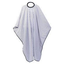 1PC Stripe Design Apron Unisex Classic Vintage Barber Cape Haircut Cape Hair Stylist Apron for Barber Shop Salon Home(China)