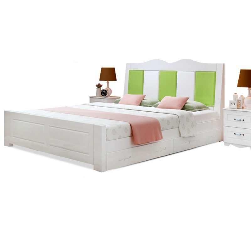 A Castello Per La Casa Modern Single Ranza Room Mobilya Mobili Literas De Dormitorio Mueble Cama Moderna bedroom Furniture Bed