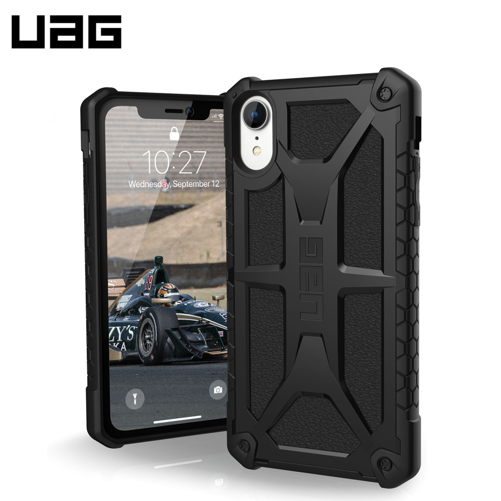 Фото - Mobile Phone Bags & Cases UAG 111091114040  XR  case bag 360 degree round finger ring mobile phone smartphone stand holder