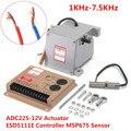 ADC225-12V Attuatore ESD5111E 50mA Controller MSP675 Sensore di Regolatore di Velocità