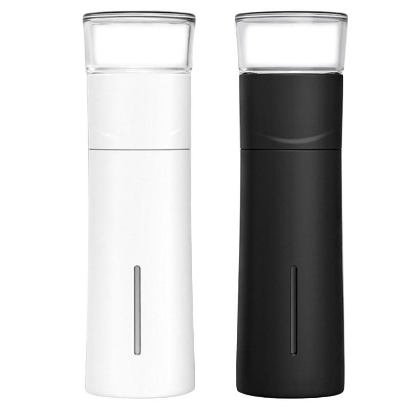 300mL Thermal Cup Portable Outdoor Travel Insulated Water Bottle 300 ml Portable Water Cup Mug Thermal Cup Bottle Tea for Gift