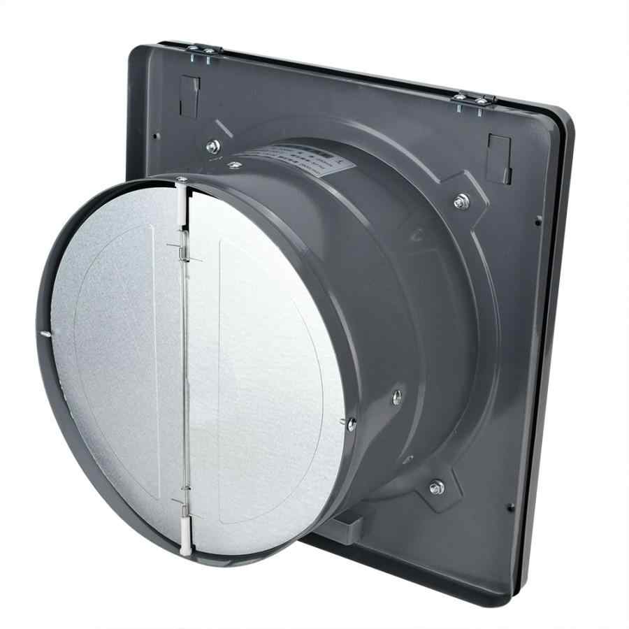АС Plug 220 В металла кухня вытяжной вентилятор дома оконное вентиляционное отверстие бытовой вентиляции вытяжной вентилятор с крышкой