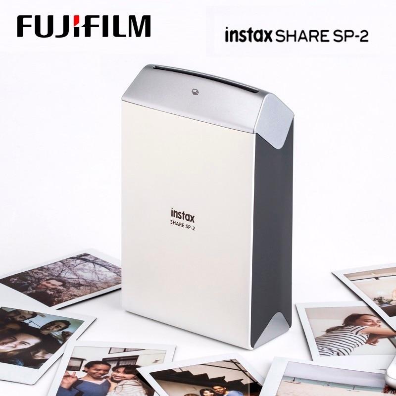 Fujifilm Instax partager Smartphone imprimante SP-2 deux couleurs argent et or véritable en vente