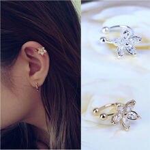 Earrings Earless Feminine Jewelry Party Wedding Cartilage Lady Earring Fake Earr