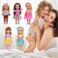 35 Cm Del Fumetto Del Bambino Rinato Bambole Del Vinile Del Silicone Realistico Bambini Bambole Del Bambino di Simulazione Giocattoli Della Ragazza di Compleanno Regalo di Natale