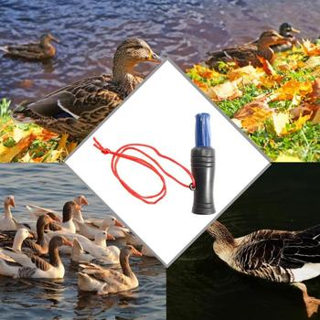 Outdoor Duck Call Hunting Whistle Decoy Imitate Pheasant Voice Hunting Voice With Rope Outdoor Hunting Hunters Tool 2019 hunting gadwall duck decoy electric flying duck motorized duck decoy with remote control