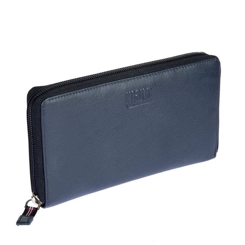 Purse Mano 20102 SETRU dark blue purse mano 20102 setru black
