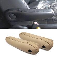 Per Honda Odyssey 2004 2005 2006 2007 2008 2009 2010 2011 2012 In Microfibra Interni In Pelle Bracciolo del Sedile Copertura Della Maniglia Trim