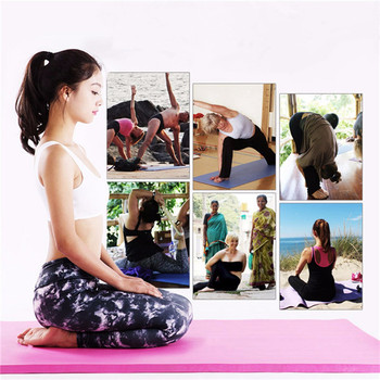 Gym Soft Pilates Mats Foldable for Body Building Fitness Exercises Equipment 1